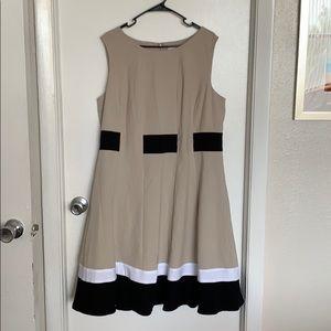 Calvin Klein dress size XXL